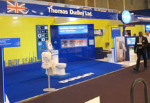 Thomas Dudley Trade Stand