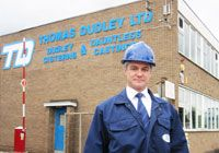 Thomas Dudley has been manufacturing in the UK since 1920.