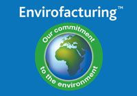 Our unique Envirofacturing initiative runs throughout the business.