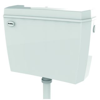 The Acclaim water-saving plastic cistern